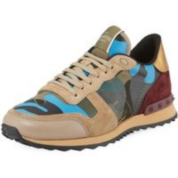 Valentino Shoes | Valentino Rock